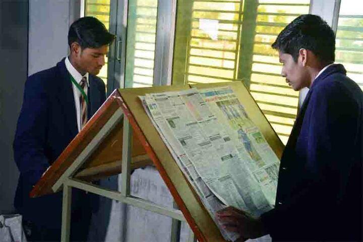 Agra Public School - Library