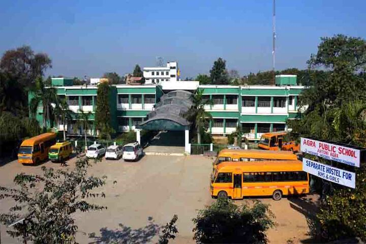 Agra Public School - School outlook