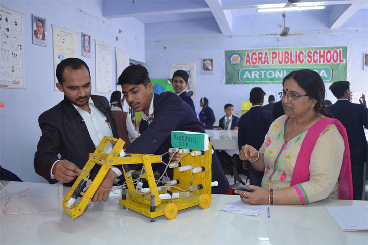 Agra Public School - Workshop