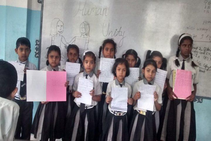 Agra Vanasthali Vidyalaya- Human Unity Day