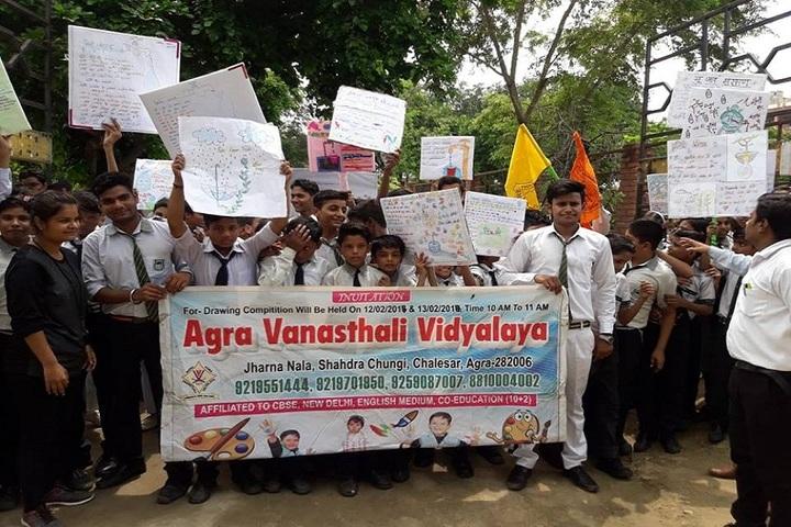 Agra Vanasthali Vidyalaya-Event
