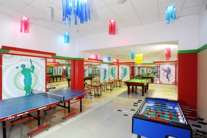 Agra Vanasthali Vidyalaya-Sports Room