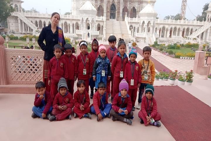 Agra Vanasthali Vidyalaya-Tour