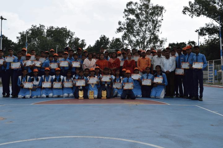 Air Force School - Achievement Day