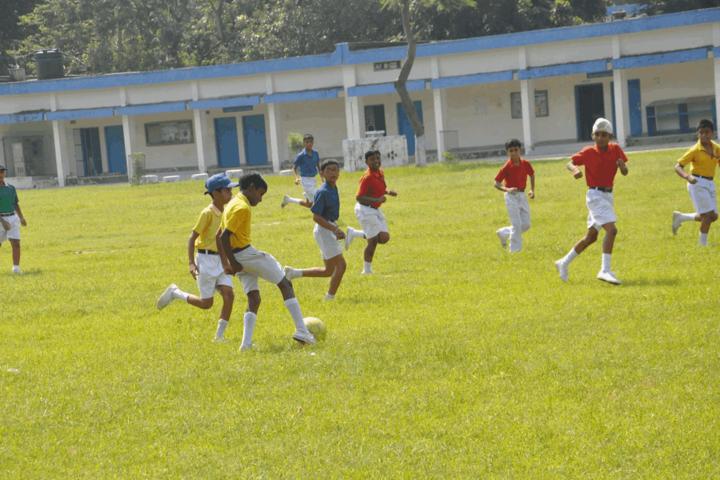 Air Force School - Sports