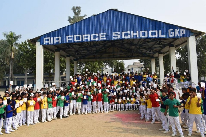 Air Force School-Students