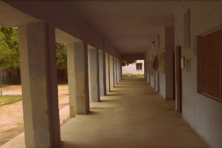 Air Force School-School Corridor