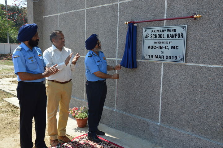 Air Force School-Inauguration