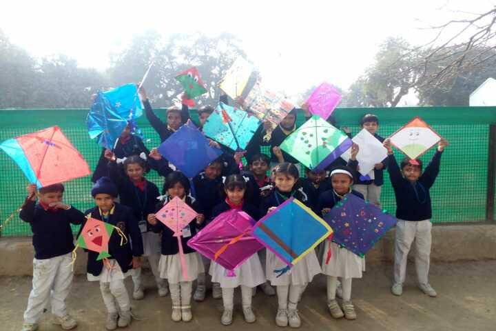 Air Force School-Kite Event