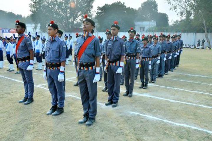 Air Force School-NCC