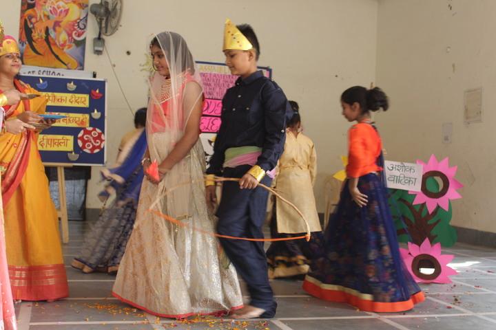 Air Force School-Diwali Celebrations