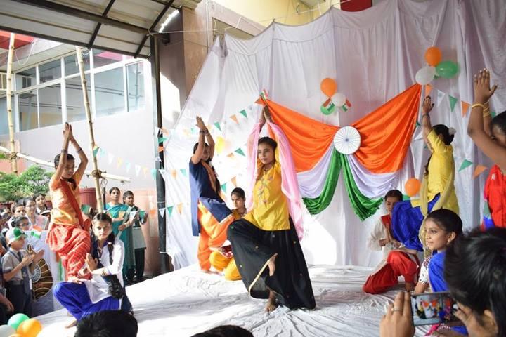 Ajmani International School - Independence Day Celebrations