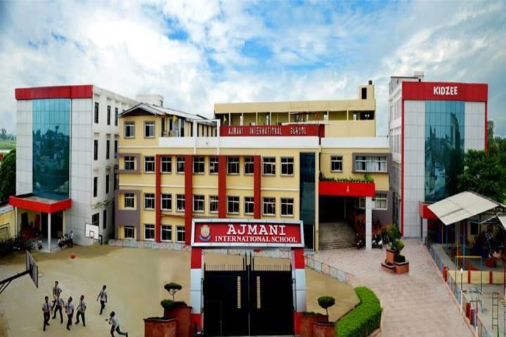 Ajmani International School - School Outlook