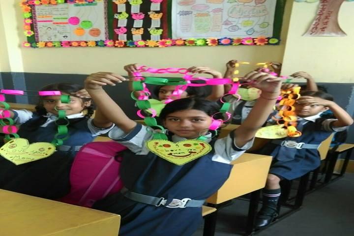 Ajmani International School -KG Activities