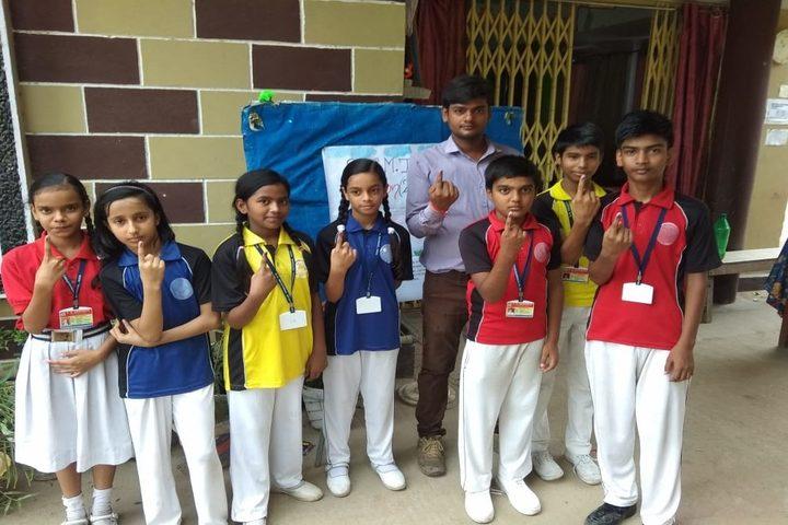 S N Memorial International School-Elections