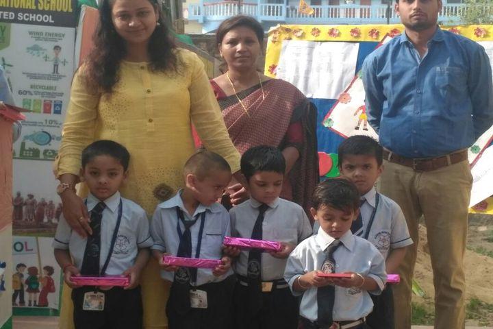 S N Memorial International School-Mothers Day Celebration