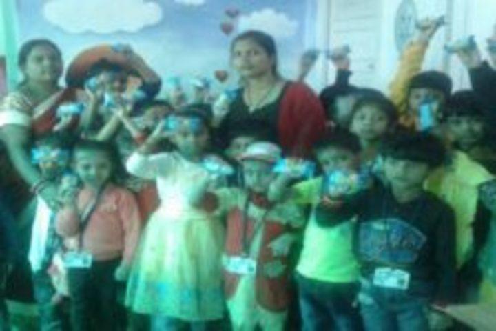 S N Memorial International School-Students