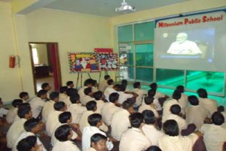 Aksh International School-Smart Classes