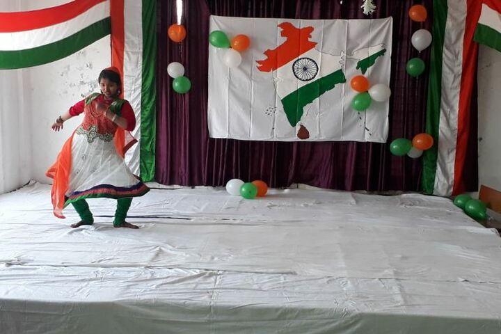 Akshar Jyothi Public School -  Dance