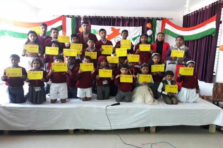 Akshar Jyothi Public School - Acheivement Day