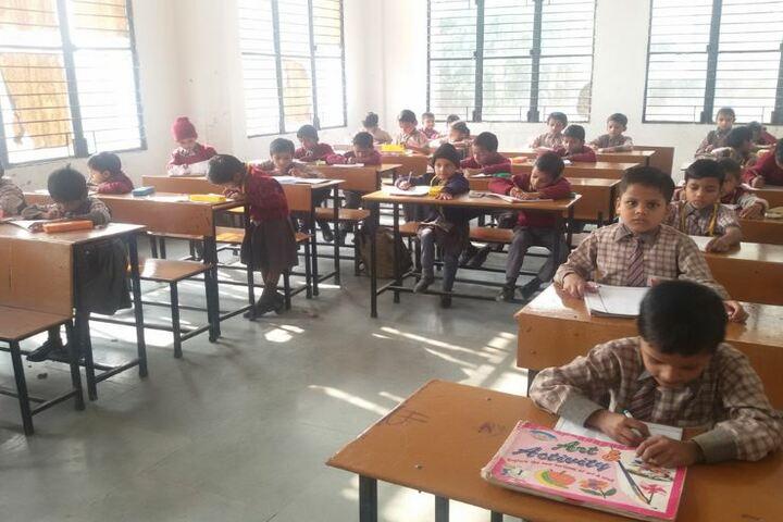 Akshar Jyothi Public School - Classrooms
