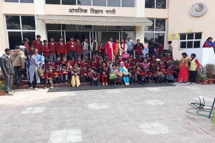 Akshar Jyothi Public School - Excursion