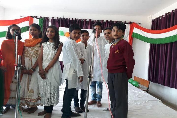 Akshar Jyothi Public School - Independence Day Celebrations