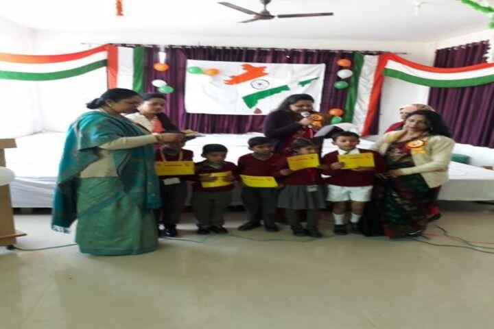 Akshar Jyothi Public School - Republic Day Celebrations
