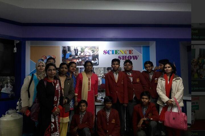 Akshar Jyothi Public School - Science Show