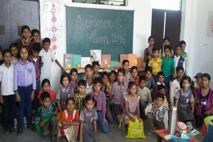 Akshar Jyothi Public School - Summer Camp