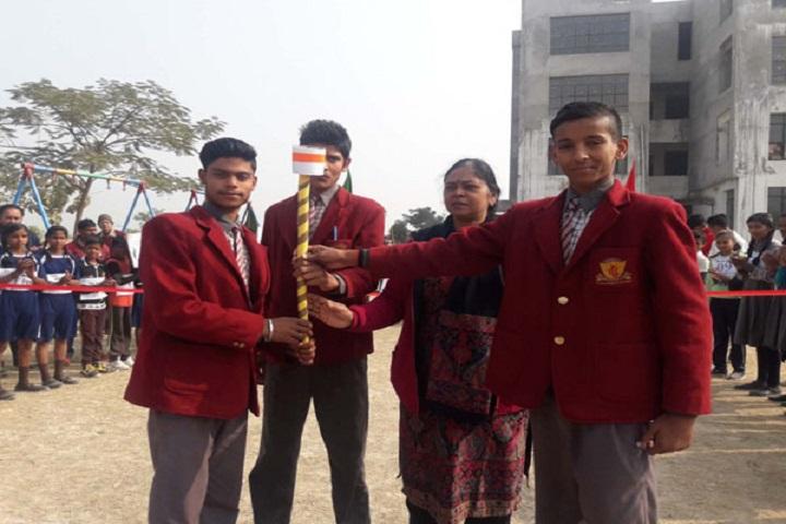 Akshar Jyothi Public School -Sports Day