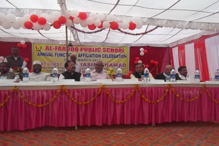 Al Farooq Public School -  Annual Day Celebrations