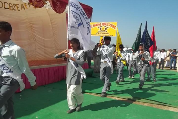 Al Farooq Public School - Sports Day