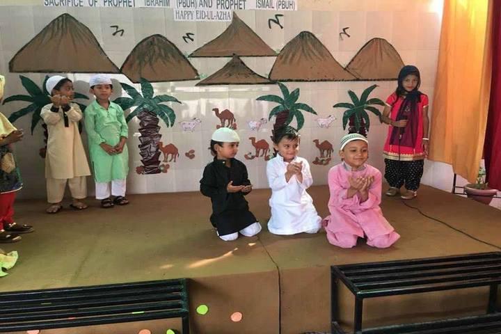 Al-Barakaat Public School - Ramzan Celebrations