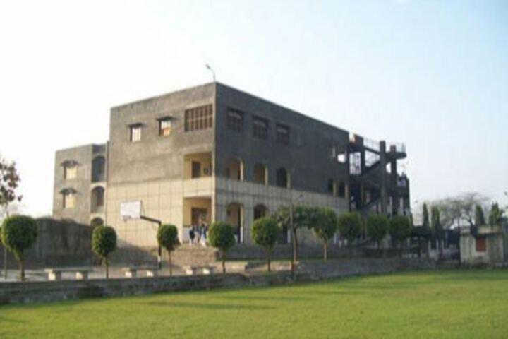 Al-Hira Public School-Campus View