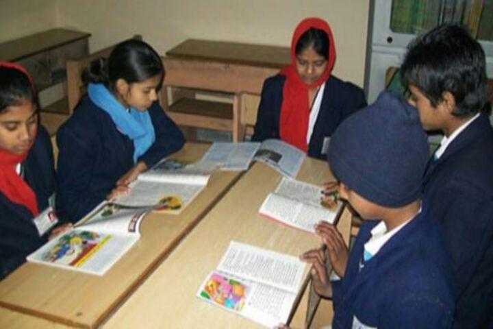 Al-Hira Public School-Library