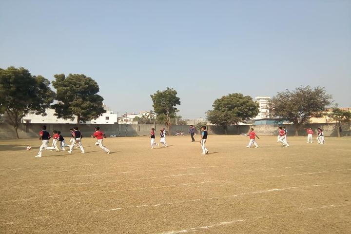 Al-Hira Public School-Playground