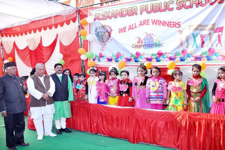 Alexander Public School - Achievement Day