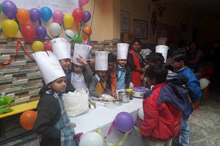 Alexander Public School - Food Mart