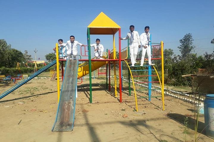 Alexander Public School - Play Area