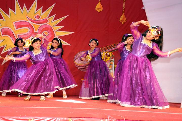 Alexander Public School -Group Dance