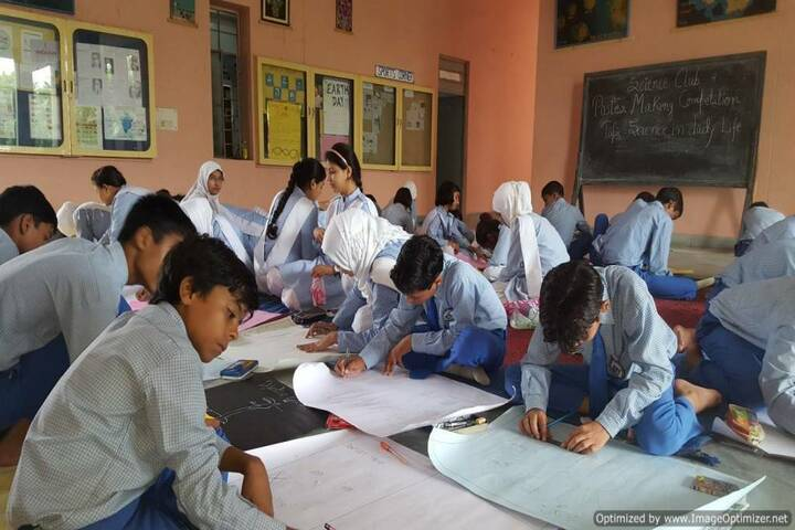 Aligarh Modern School-  Painting Competition