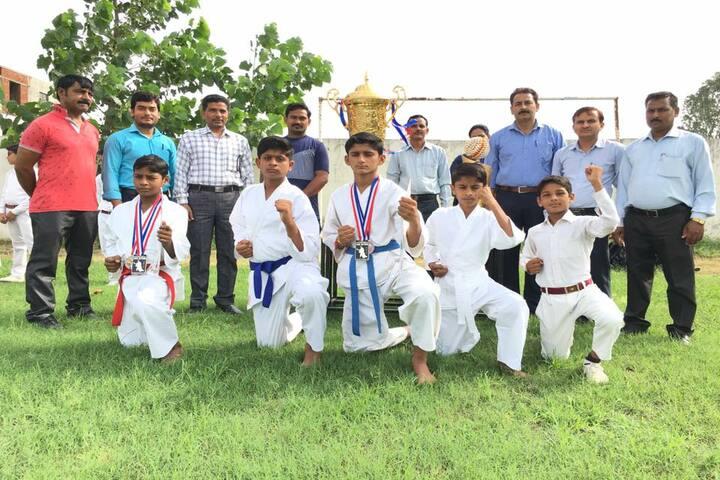 Alingua Public School -  Martial Arts