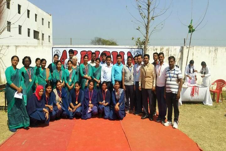 Alingua Public School - Group Picture