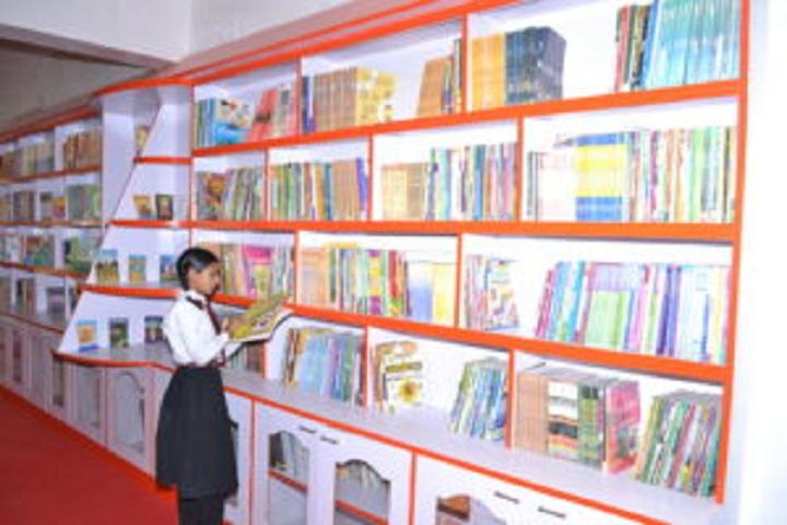 Alingua Public School - Library
