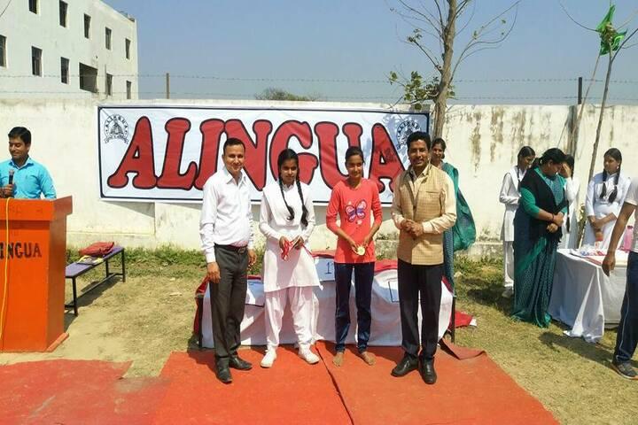 Alingua Public School - Sports Day Acheivement