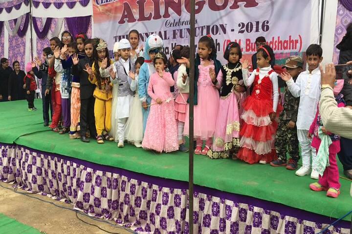 Alingua Public School -Annual Day Celebrations