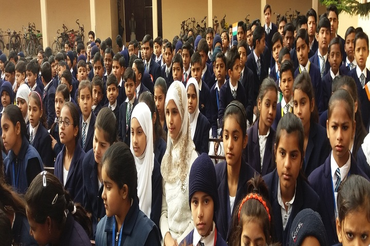 All Saint School - Students Assembly
