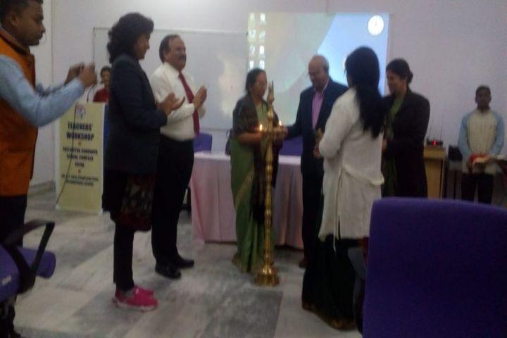 S R Vidyapeeth-Opening Ceremony