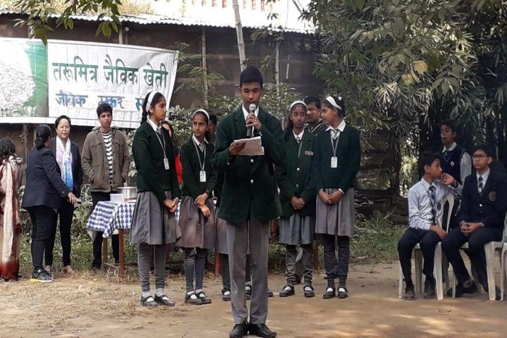 S R Vidyapeeth-Presentation